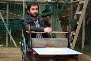 Álvaro Miranda, académico de la Facultad de Arte UPLA