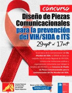 Afiche Concurso VIH Sida