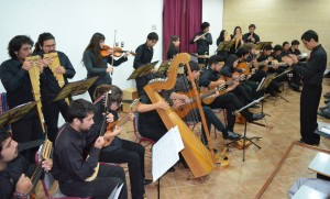 La agrupación fue formada el 2012 por Fabián Durán Bustamante