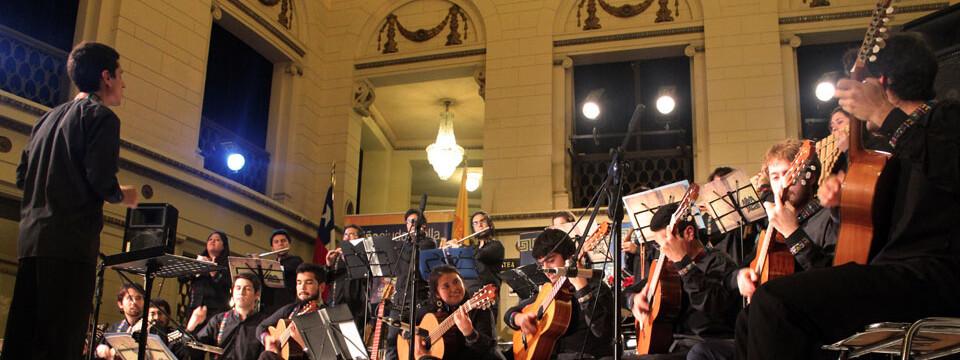 Ensamble Abya Yala celebra tres años de vida musical en el Parque Cultural