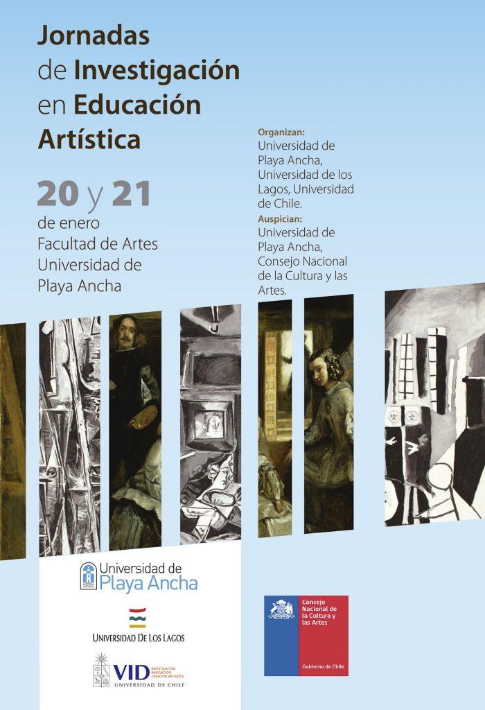 Afiche Educación Artística