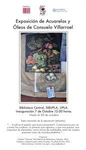 Afiche Consuelo Villarroel