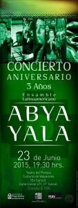 Afiche Abya Yala