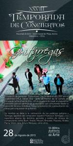 Afiche Guitárregas