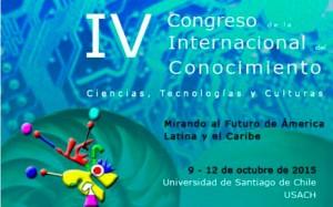Afiche IV Congreso de Ciencias, Tecnologías y Culturas