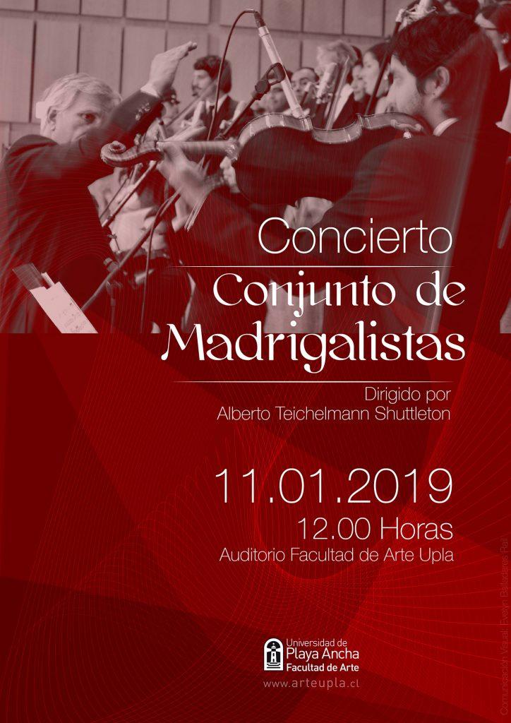 Conjunto de Madrigalistas
