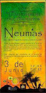Afiche Neumas