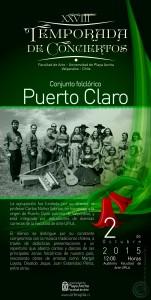 Afiche Puerto Claro