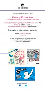 "Afiche ""Humor Gráfico Nacional"""