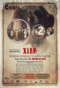 """Afiche """"El Dolor de Xile"""""""