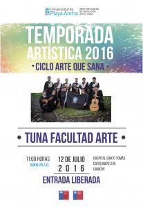 Tuna Facultad de Arte