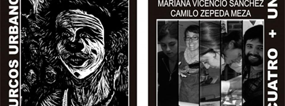 Artistas UPLA participarán en exposiciones de grabados en el Instituto Chileno Norteamericano