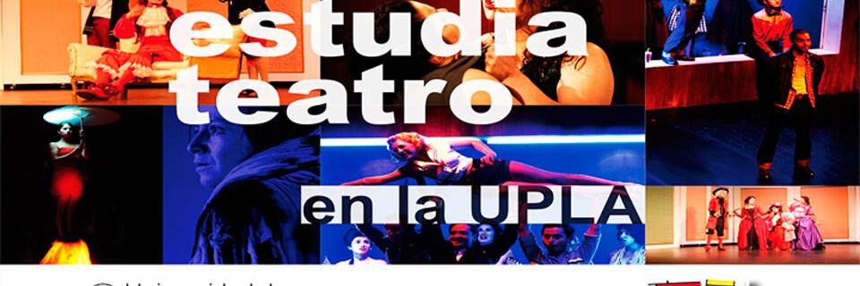 Carrera de Teatro UPLA inicia proceso de selección de alumnos para el 2014