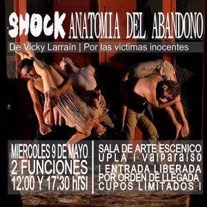 """""""Shock: Anatomía del abandono"""","""