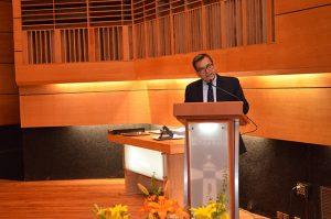 Alberto Madrid, decano Facultad de Arte
