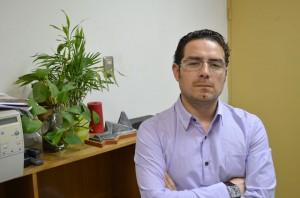 Alejandro Arros Aravena, académico Facultad de Arte, UPLA