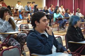 Alumnos de Licenciatura en Arte
