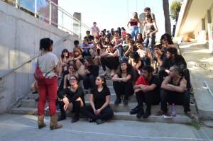 Alumnos de Teatro