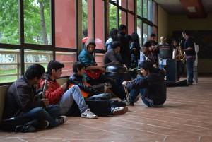 Alumnos Facultad de Arte