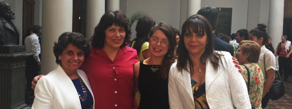 Estudiante UPLA se adjudica Beca de Movilidad Internacional Santander