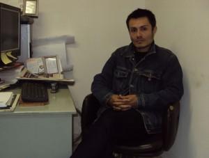 Andrés Hernández, Profesor de Teatro UPLA