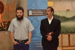 Benjamín Donoso / Arnoldo Carvajal