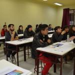 Estudiantes de Artes Plásticas