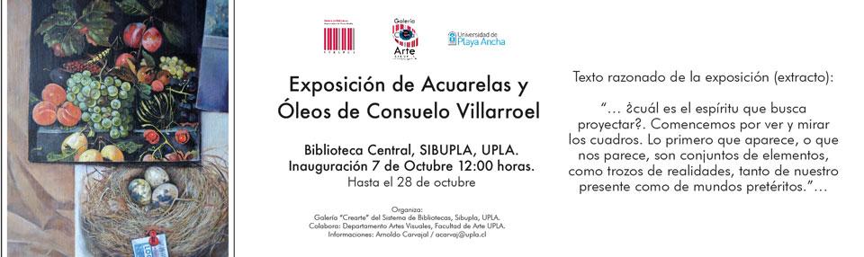 Exposición de estudiante UPLA se inaugurará en Biblioteca Central