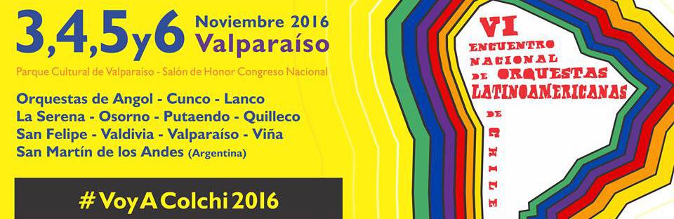 Valparaíso será sede del VI Encuentro Nacional de Orquestas Latinoamericanas