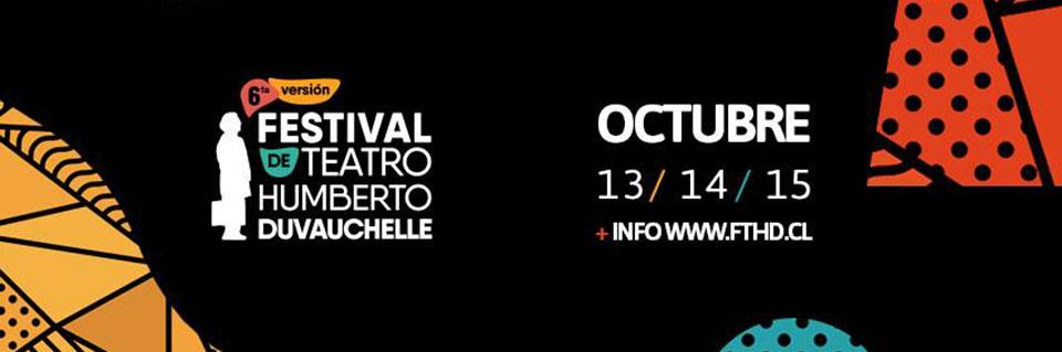 Se viene sexta edición del Festival Humberto Duvauchelle en la UPLA