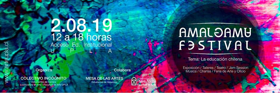 Disciplinas artísticas de la Facultad de Arte se congregarán en Festival Amalgama