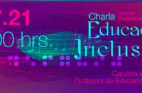 Charlas sobre inclusión y educación desarrollará carrera de Música de la UPLA