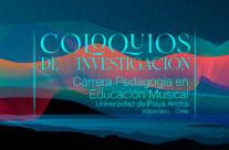 Carrera de Música de la UPLA desarrollará primera jornada de coloquios de investigación