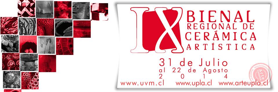 Catálogo Digital: IX Bienal Regional de Cerámica Artística de la UPLA