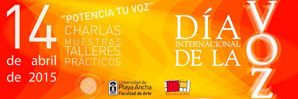Por tercer año consecutivo la UPLA celebrará Día Mundial de la Voz