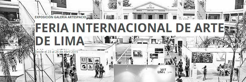 Obras de José Basso se exhibirán en Feria Internacional de Arte de Lima