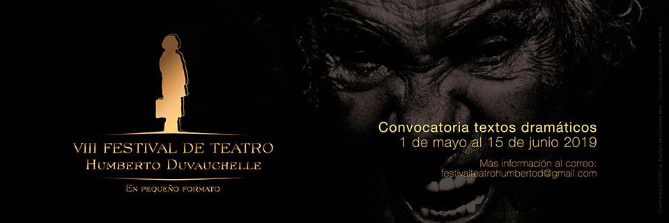 UPLA: Se abre convocatoria a VIII Festival de Teatro Humberto Duvauchelle