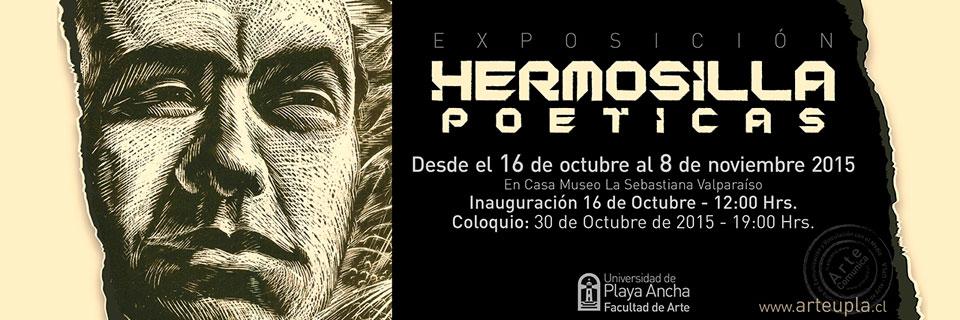 """Exposición de grabado """"Hermosilla: Poéticas"""" en La Sebastiana"""