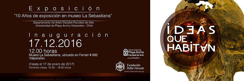 Estudiantes UPLA expondrán esculturas en La Sebastiana