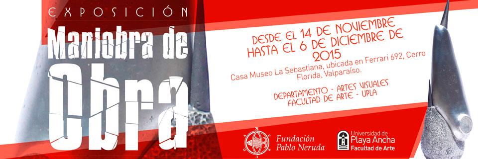 Muestra de escultura UPLA se expondrá en La Sebastiana