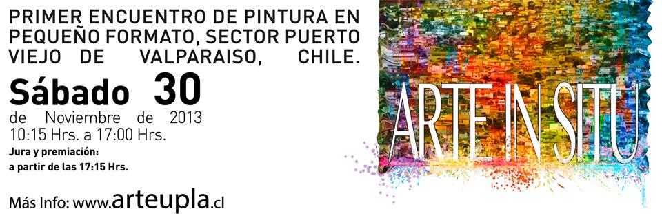 Convocan a Primer Encuentro de Pintura In Situ en Valparaíso