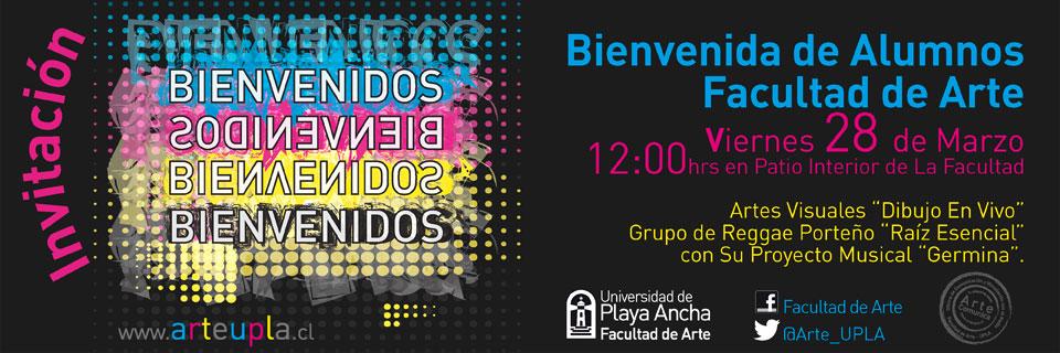 Con actividades artísticas culturales Facultad de Arte dará bienvenida a sus alumnos