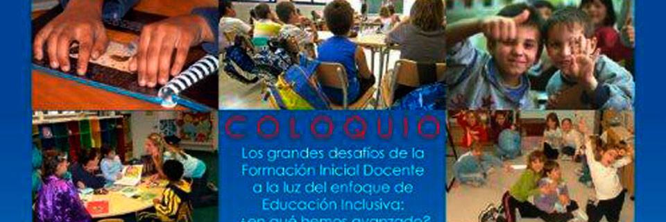 Académica UPLA expuso en coloquio relacionado con la inclusión en los contextos educativos