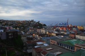 Barrio Puerto de Valparaíso
