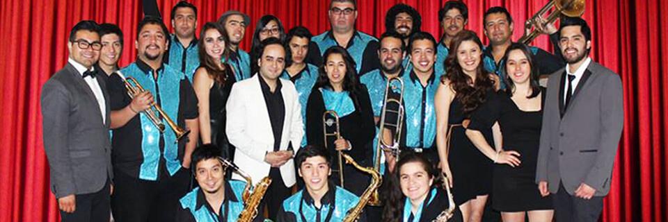 Big Band UPLA se presenta en Club Alemán de Valparaíso