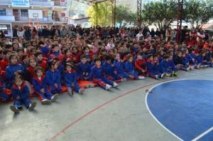 Alumnos Colegio Nacional de Limache