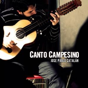 Caratula disco de José Pablo Catalán