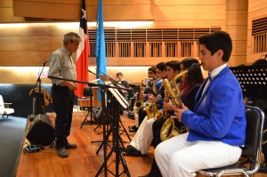 Clínica musical dictada por Santiago Cerda