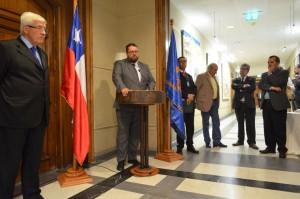 Inauguración Colección de Arte de la Cámara de Diputados