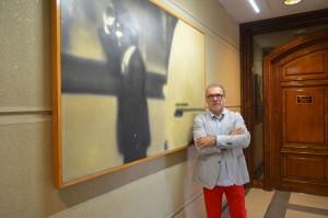 """José Basso y su obra """"Radio-foto"""""""